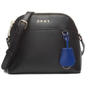 DKNY-Donna Karan | תיק צד שחור בובי דונה קארן