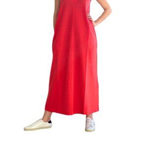 Max Mara | שמלת פולו כתומה מקס מארה