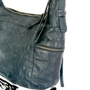 Frye | תיק צד שחור וינטאג׳ פריי