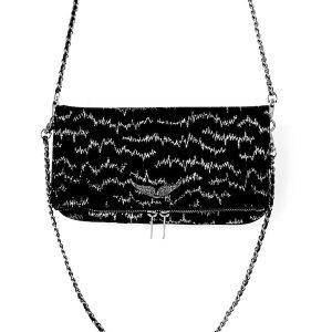 Zadig&Voltaire | תיק שחור זאדיג אנד וולטר