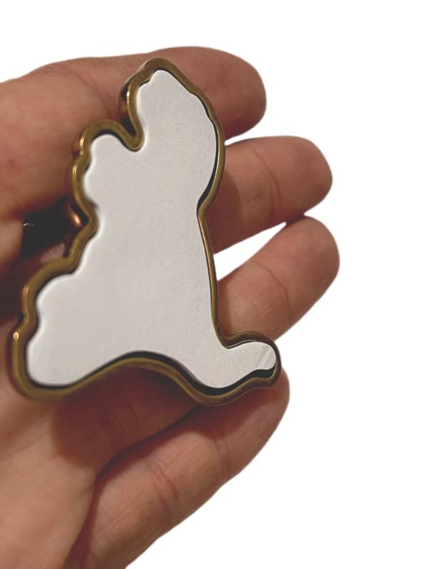 Coach   טבעת אחיזה לסמארטפון מעוצב קואץ