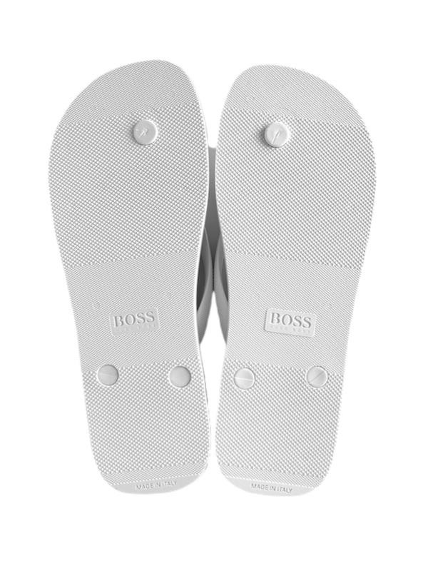 Hugo Boss | כפכפי אצבע לבנים הוגו בוס
