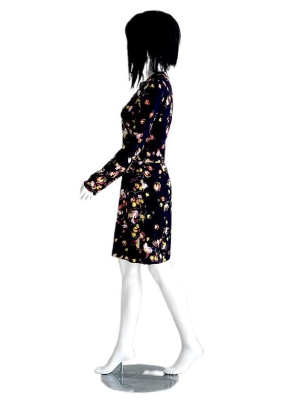 Cacharel | שמלת משי יוקרתית קאשרל