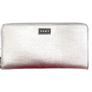 DKNY-Donna Karan | ארנק כסוף דונה קארן