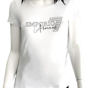 Emporio Armani | טי שירט לבן אימפוריו ארמני