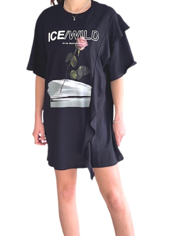 Ice Play | חולצת טוניקה אייס פליי