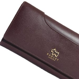 Radley London | ארנק חום כהה רדלי לונדון