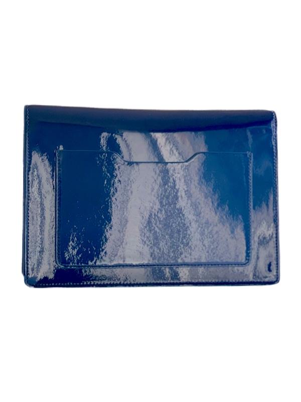 Off-White   תיק צד כחול אוף וויט