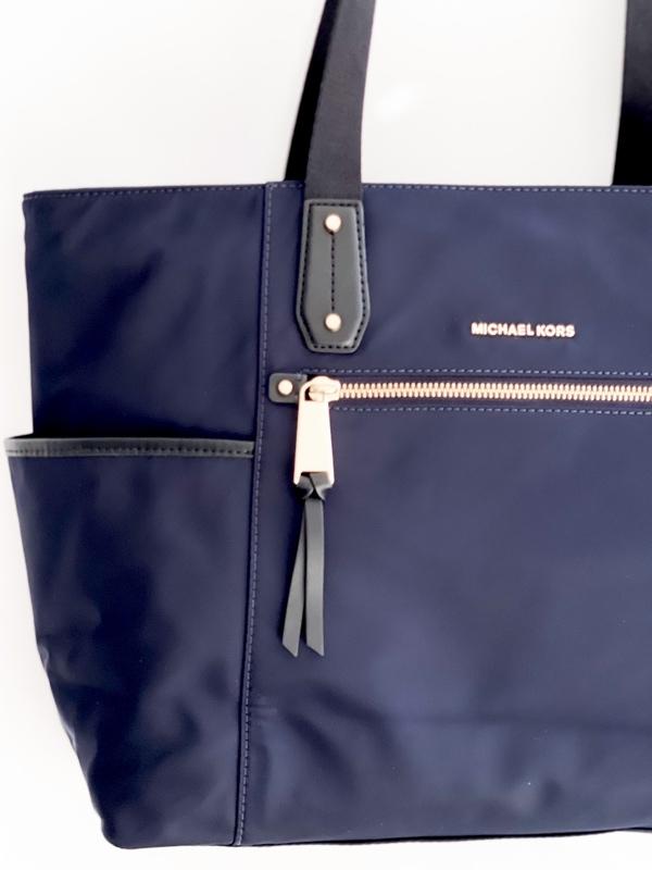 Michael Kors   תיק ניילון כחול מיקל קורס