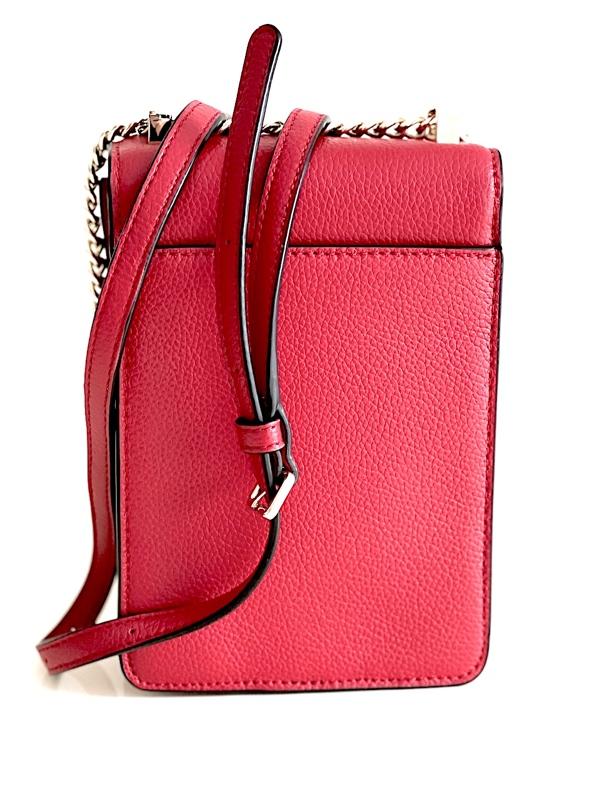 DKNY-Donna Karan | תיק ארנק סלולרי אדום דונה קארן