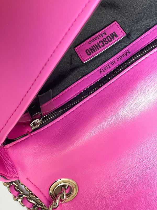 Moschino | תיק צד מעיל יוקרתי מוסקינו