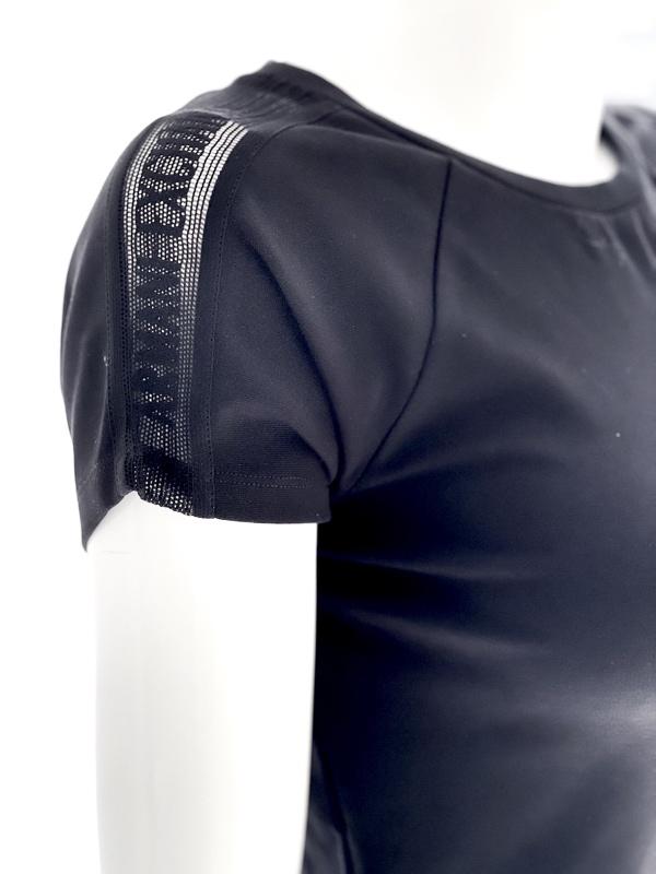Armani Exchange | שמלה שחורה ארמני אקסצ'יינג