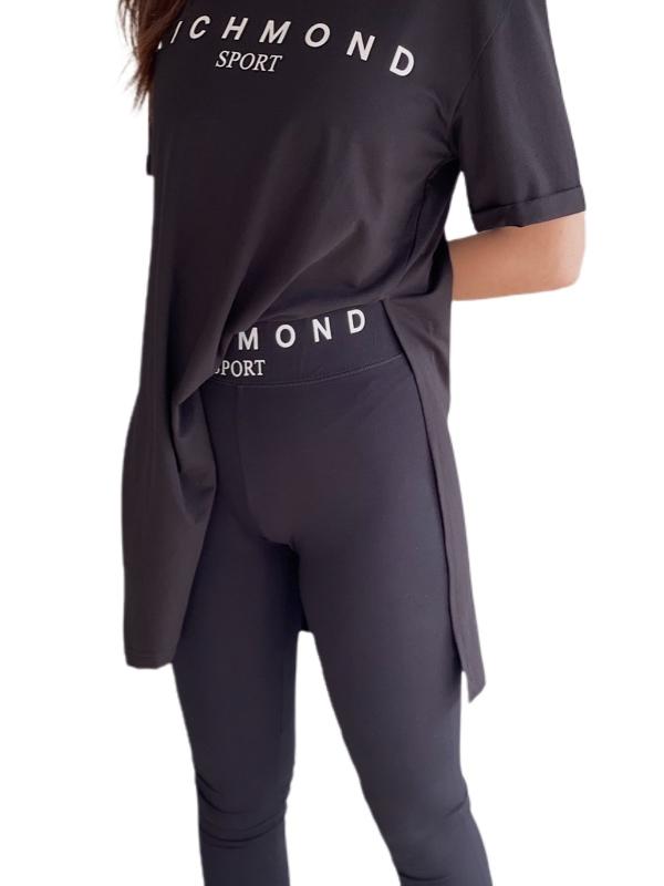 Richmond   טייץ שחור/לבן ריצ'מונד