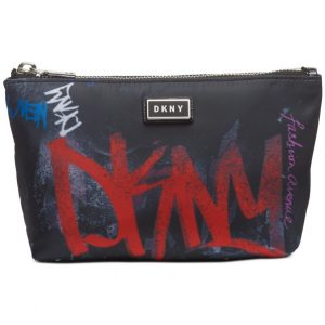 DKNY-Donna Karan | תיק איפור גרפיטי דונה קארן