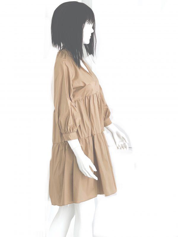 Biancoghiaccio   שמלה פעמון ביאנקוג'אצ'יו