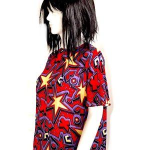 Missoni | חולצת זיגזג אדומה מיסוני