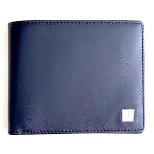 Trussardi | ארנק כחול טרוסארדי