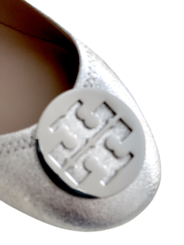Tory Burch   נעלי בובה כסופות טורי ברץ׳