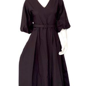 Biancoghiaccio   שמלה שחורה ביאנקוג'אצ'יו