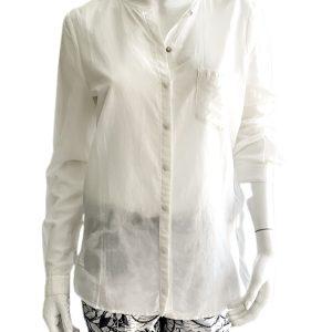 Hugo Boss | חולצה לבנה מכופתרת הוגו בוס