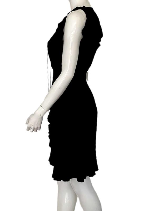 Just Cavalli | שמלה שחורה יוקרתית ג'אסט קוואלי