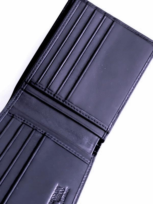 Trussardi   ארנק כחול טרוסארדי