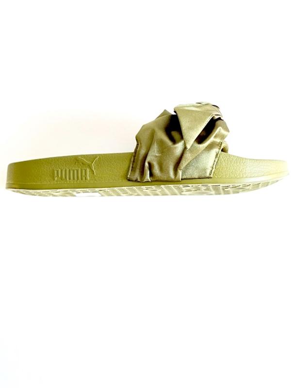 Puma | כפכפי פפיון סאטן חקי פומה