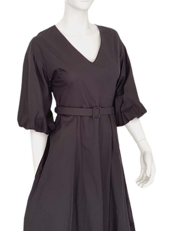 Biancoghiaccio | שמלה שחורה ביאנקוג'אצ'יו