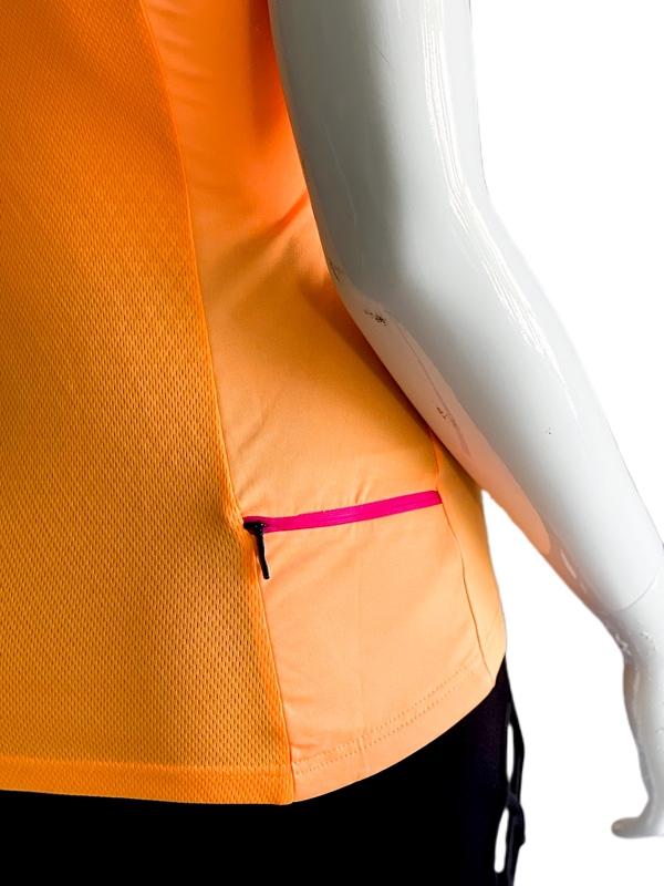 Fila | חולצה כתומה אופנתת פילה