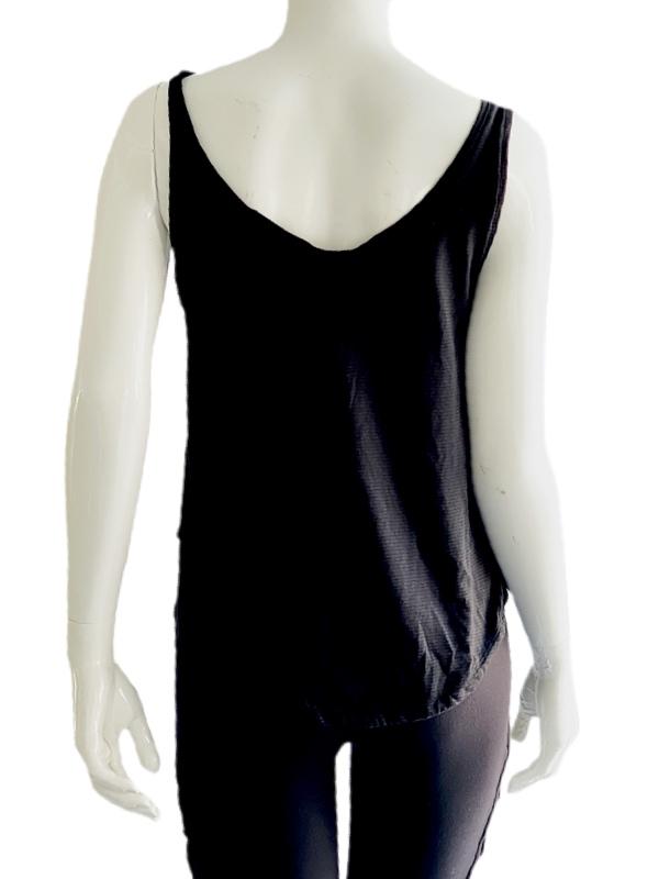 Adidas | חולצת לוגו שחורה אדידס