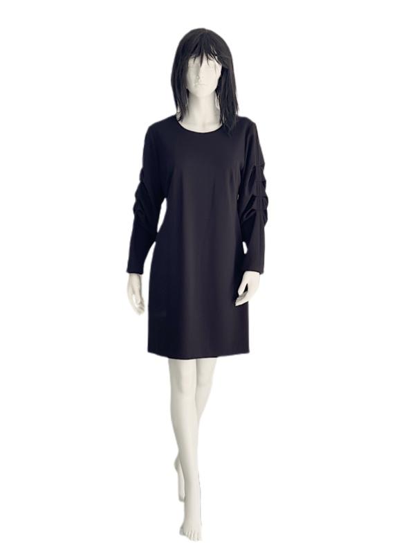 Vince Camuto   שמלה שחורה אלגנטית וינס קמוטו