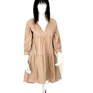 Biancoghiaccio | שמלה פעמון ביאנקוג'אצ'יו