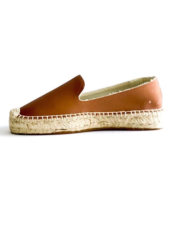 Soludos | נעלי אספדריל בצבע חום סולודוס