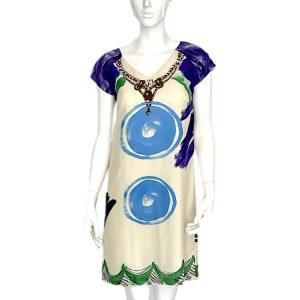 Cavalli Class | שמלה לילק קוואלי קלאס