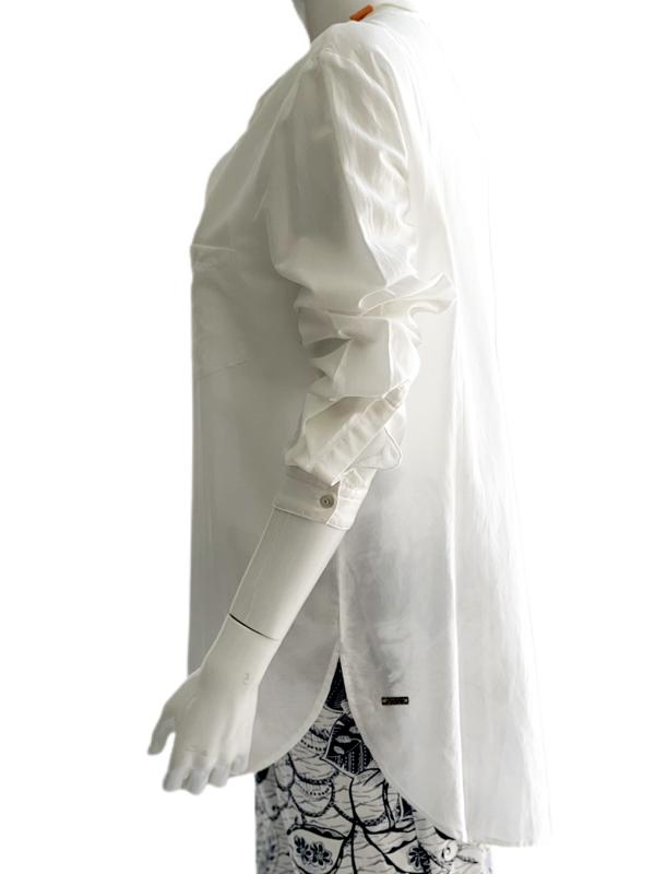 Hugo Boss   חולצה לבנה מכופתרת הוגו בוס