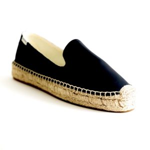 Soludos | נעלי אספדריל בצבע שחור סולודוס