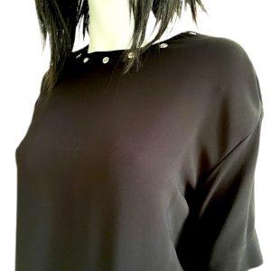 Missoni | חולצה שחורה מיסוני