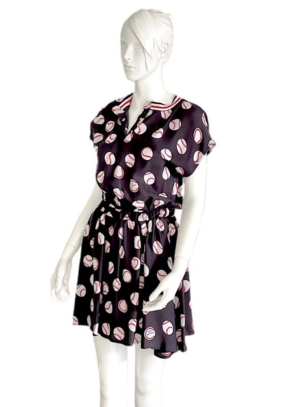 Love Moschino   שמלה אופנתית לאב מוסקינו