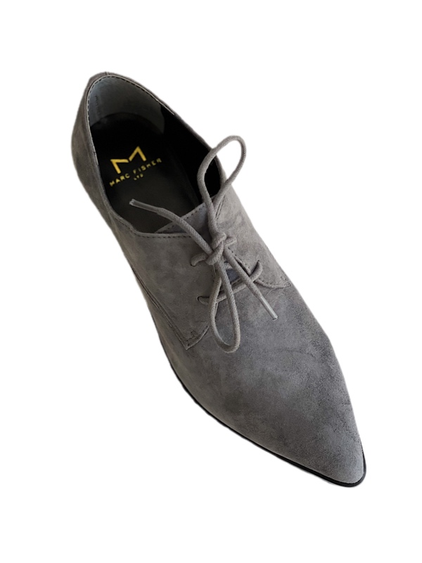Marc Fisher | נעל זמש שרוכים מרק פישר