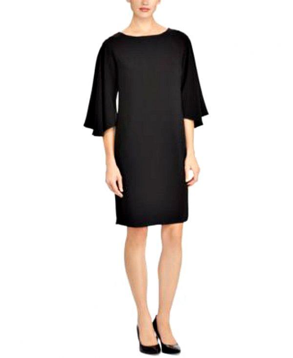 Ralph Lauren | שמלה שחורה אלגנטית ראלף לורן