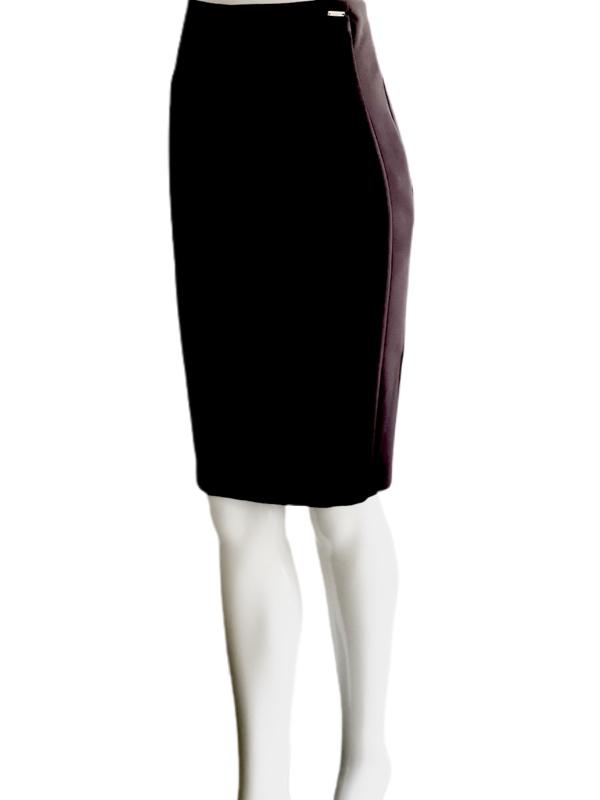 Fracomina | חצאית שחורה פראקומינה