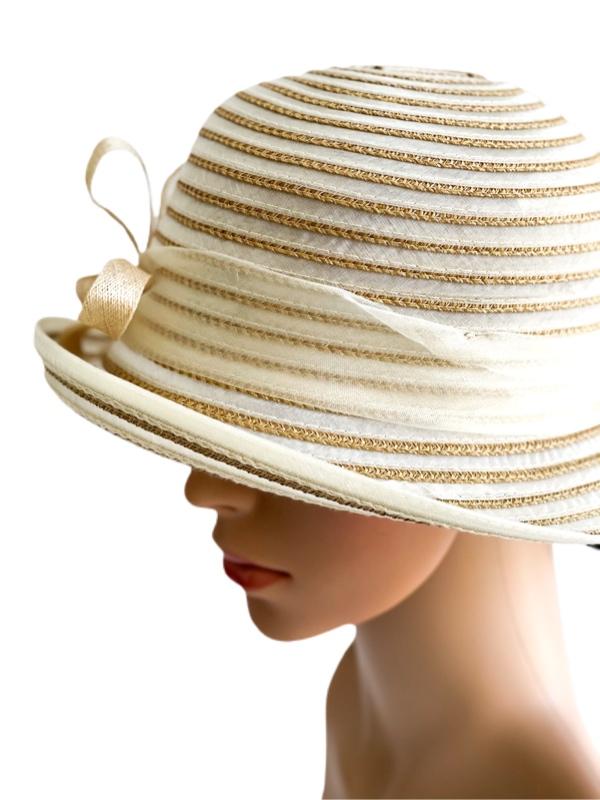 Cejon | כובע מעוצב פרח סג'ון
