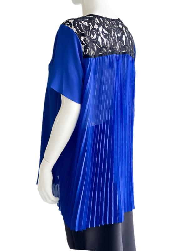 Michael Kors | חולצת אוברסייז כחולה מיקל קורס