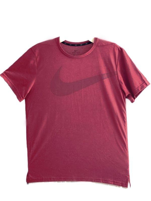 Nike   חולצת דרייפיט בורדו נייק
