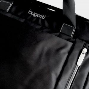 Bugatti | תיק מנהלים ותיק גב שחור בוגאטי