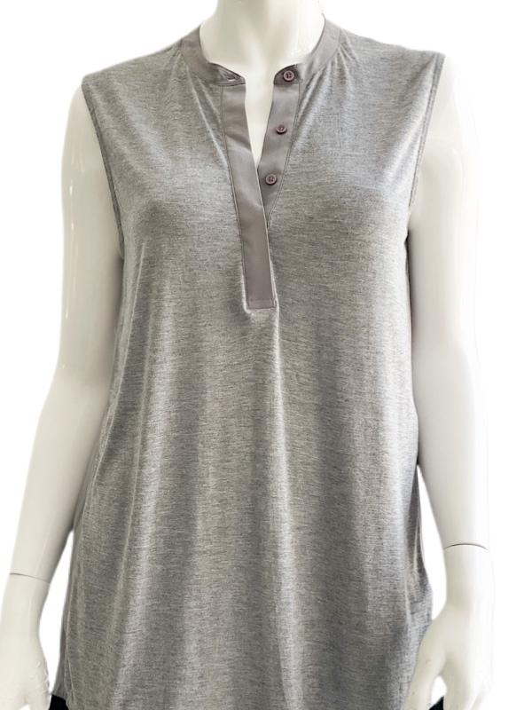 DKNY-Donna Karan   חולצה אפורה דונה קארן