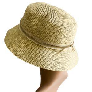 August Hat | כובע קש ברים ניין ווסט