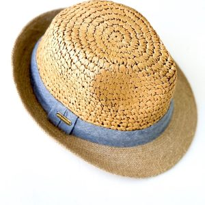 Steve Madden | כובע קש דנים סטיב מאדן