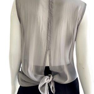 DKNY-Donna Karan | חולצה אפורה דונה קארן