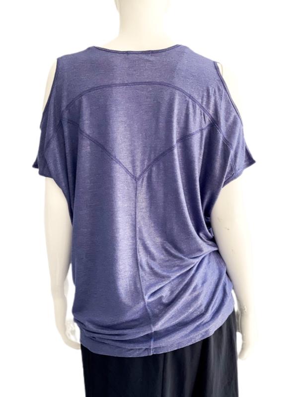 DKNY-Donna Karan | חולצת מטליק דונה קארן